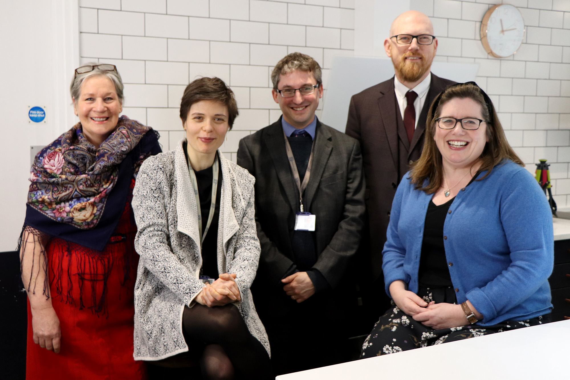 Oaks House Team