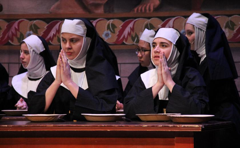 Sister Act production