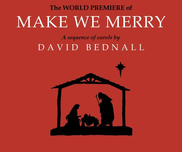 Make We Merry Poster